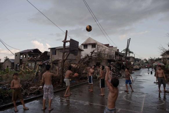 TOPSHOTS-PHILIPPINES-TYPHOON