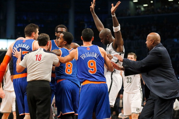 Brooklyn Nets vs New York Knicks